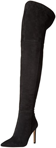 Sam Edelman Women's Bernadette Boot, Black, 8.5 M US by Sam Edelman