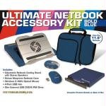 PC Treasures 19178 11.6-Inch Ultimate Netbook Accessory Kit (Red)