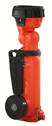 Streamlight 90644 Knucklehead Articulating Head LED Work Light with Clip, Orange