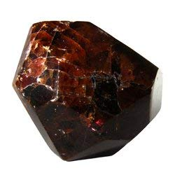 CrystalAge Red Almandine Garnet - Medium ()