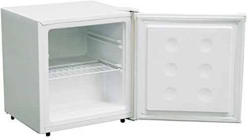 Amica Table Top Compact Freezer, 39 Litre, White [Energy Class A+] FZ041.3