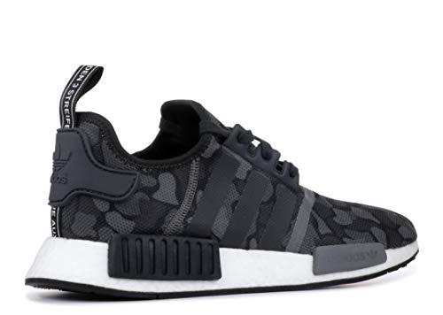 Pictures of adidas Originals NMD_R1 Shoe Men's Casual D96616 Core Black/Grey 3
