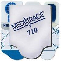 1196758 PT# EF00145 Electrode EKG/ECG Medi-Trace 710 Foam/ Gel 1x7/8