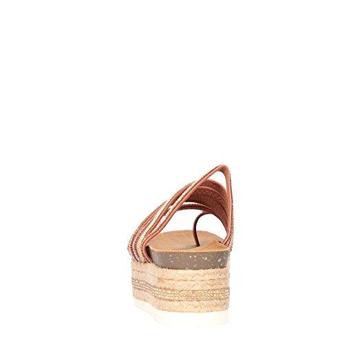exe - Sandalias de vestir para mujer marrón