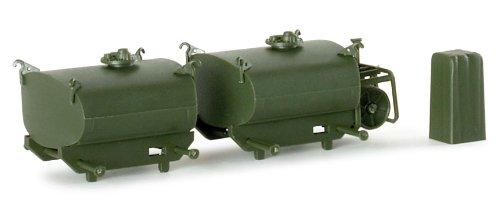 (Busch 740548 Fuel Tanks German Army HO Scale Model )