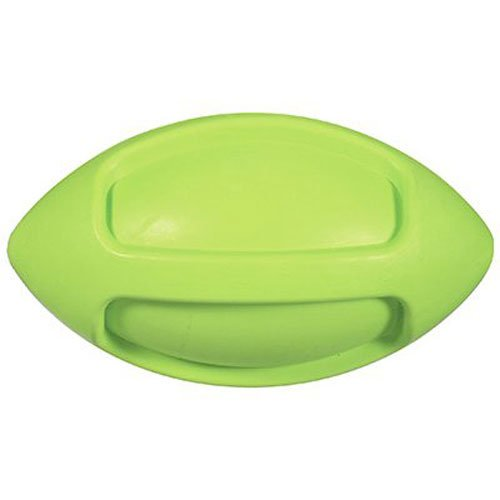 - JW Pet Company iSqueak Funble Football Dog Toy, Large (Colors Vary)