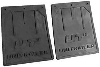 2 faldillas de Caucho peque/ñas UNITRAILER Conjunto