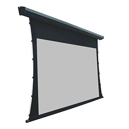 Acava avwmet series tab tensioned 16 9 widescreen for Tab tensioned motorized projection screen