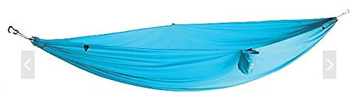 Kammok Wallaby Hammock and Dragonfly Mosquito Insect Net Compact, Lightweight, Breathable, 360º Premium Mesh Protection