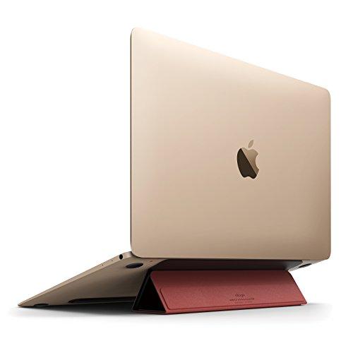 Elago Portable Flip Stand [Black / Red] - [Mobile][Preven...