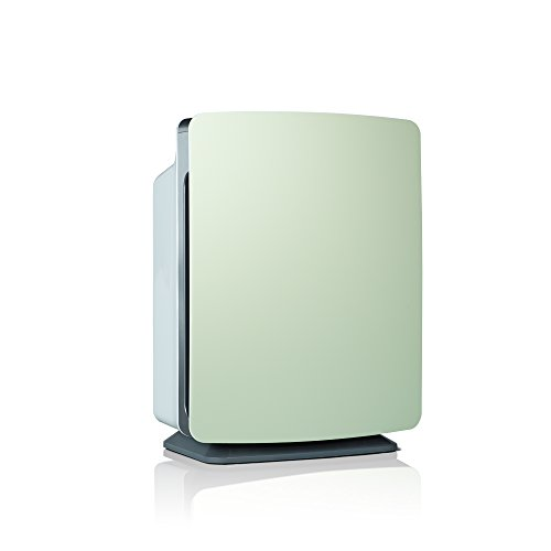 Alen FIT50 Customizable Air Purifier with HEPA Filter to Remove Allergies, Mold & Bacteria, 900 Sq. Ft., in Seafoam Green