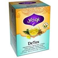 Yogi Tea Detox Body Purifier - 1