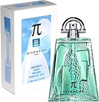 Pi Fraicheur By Givenchy For Men. Eau De Toilette Fraiche Spray 3.3 Oz.