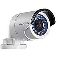 Hikvision 3MP IR Bullet Network Camera DS-2CD2032F-I 4mm Fixed Focal Lens POE HD 1080P True Day / Night Home&Outdoor Security Surveillance Camera ONVIF English Version