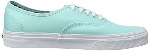 Vans AUTHENTIC, Unisex-Erwachsene Sneakers, Grün ((Deck Club) sea FD6), 41 EU