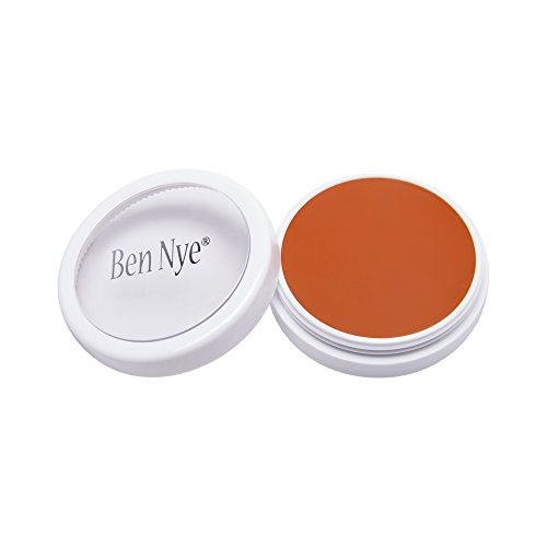 (Ben Nye Creme Foundation, Golden Bronze)