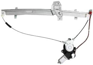 Amazon Com Tyc 660112 Honda Crv Front Driver Side Replacement Power Window Regulator Assembly With Motor Automotive