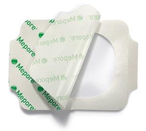 (Molnlycke Mepore Film Adhesive Polyurethane Film Dressing, 4