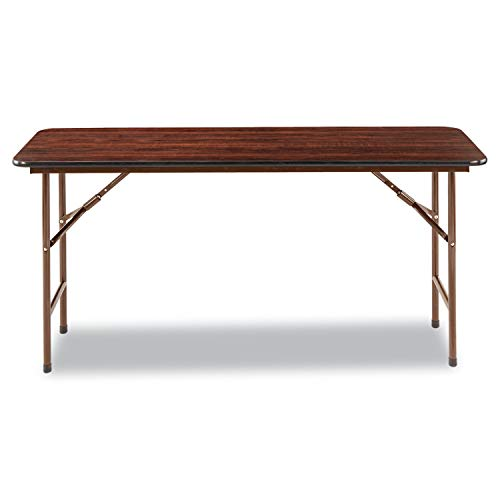 Alera Folding Rectangular Table, 60 by 18 by 29-Inch by Alera (Image #4)
