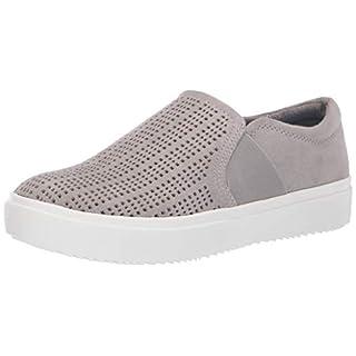 Dr. Scholl's Shoes Women's Wander Up Sneaker, Grey Cloud Chopout Microfiber, 7.5 M US