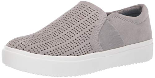 Dr. Scholl's Shoes Women's Wander Up Sneaker, Grey Cloud Chopout Microfiber, 6 M US