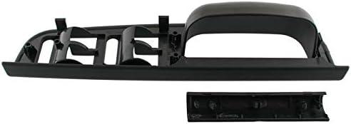 Türgriff Griff Abdeckung Innen Blende Schwarz In Top Qualität Auto