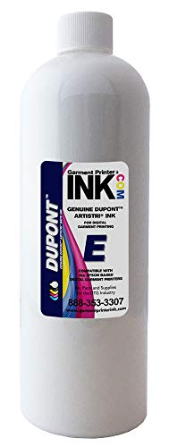 DTG Dupont Artistri Direct to Garment Ink Half Liter, White