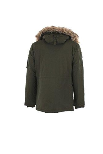 Autunno XL ZONE Orton16 NO 18 2017 Uomo Inverno Militare Parka tdYYwq