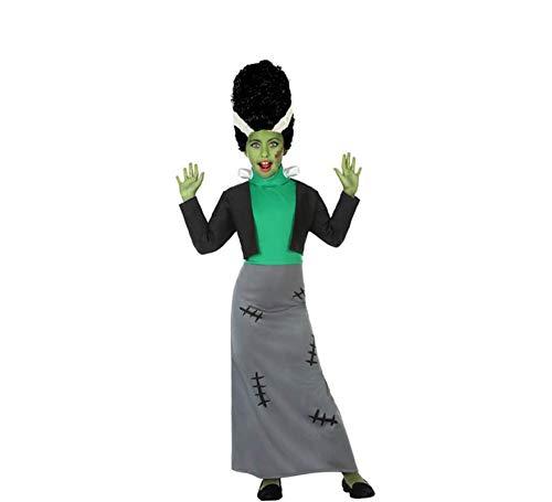 Atosa-55644 Disfraz Monstruo para Niña Infantil Color verde 3 a 4 ...
