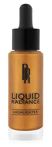 Black Radiance Liquid Radiance Highlighter, Gold Dust, 1 Ounce