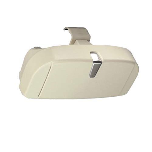 ARTUTE Creative Car Interior Grande Nuova Auto Interni Storage Occhiali da Sole Multifunzione Occhiali Scatola Titolare della Carta Tipo di Carta Magnetica Beige