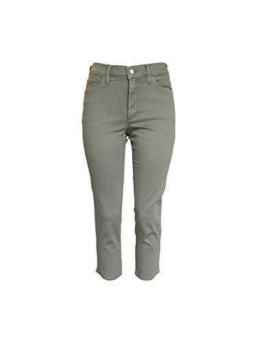 La Capri Verde Indigo Amplia Cuffed Jeans Mujer De Dayla En Stretch Nydj Denim 7qwEYY