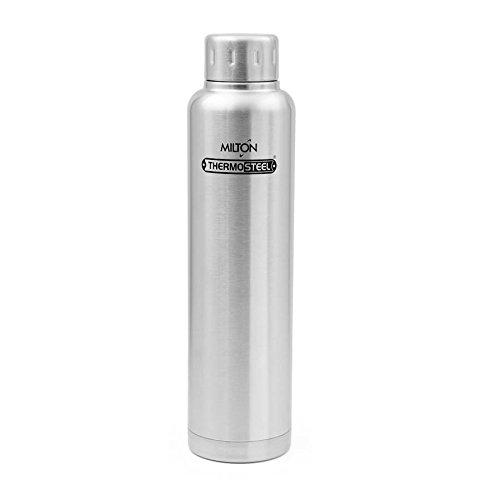 Milton Thermosteel Elfin 750 Bottle, Steelplain