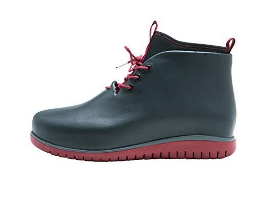 65a545e5c9c19d Ccilu Men's Paolo Rain Boot, Black, 9 M US