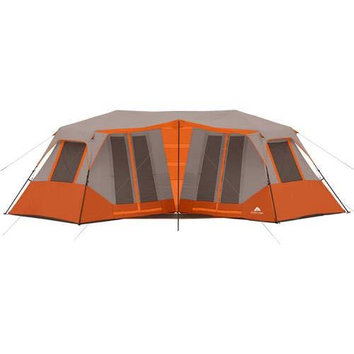 Ozark Trail 23′ x 11'6″ Instant Double Villa Cabin Tent, Sleeps 8