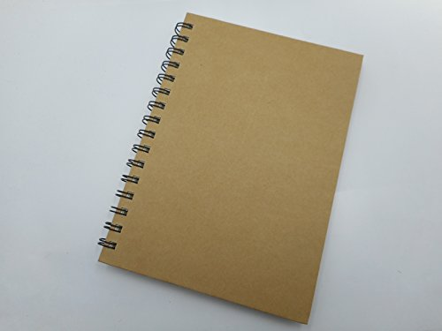 Notebook 100 Pages Notes, A5 - 148 x 210 mm or 5.83 x 8.27 - Real Is Designer Optics
