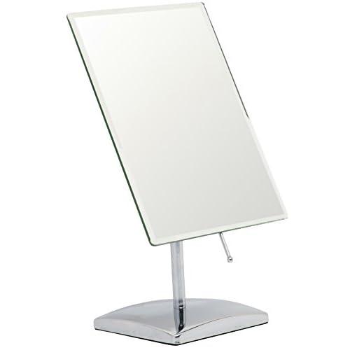 60 Off Mirrorvana Rectangular Glass Surface 9 8 Inch X 7