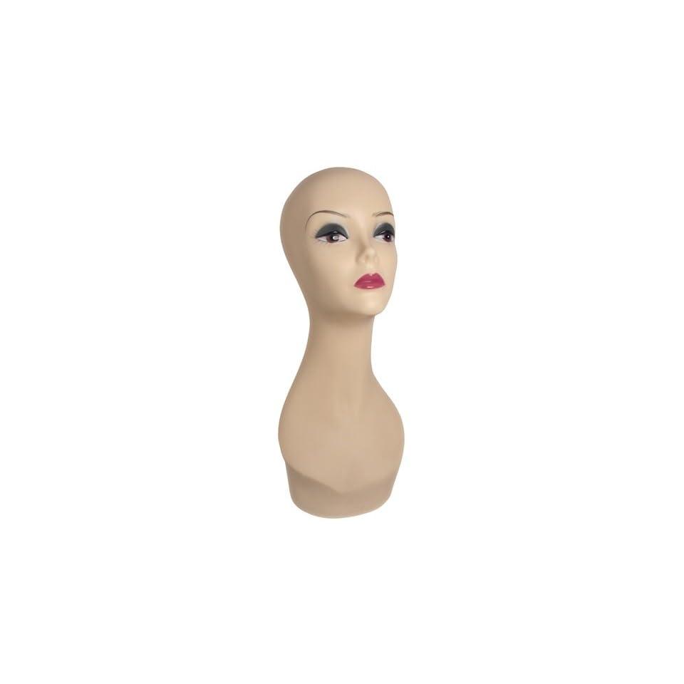 Wig Display Mannequin Head 18 Inch
