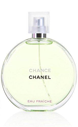 Chance Eau Fraiche Eau De Toiletee for Women 3.4oz (Womens Coco Chanel)