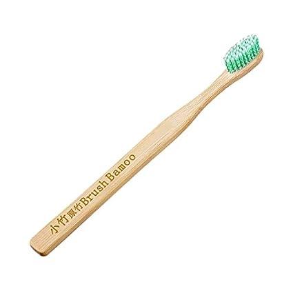 Peepheaven Cepillo de dientes ecológico cepillo de dientes de bambú cepillo de dientes de adultos herramienta