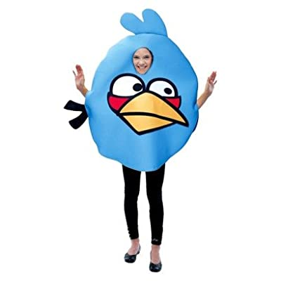 Angry Birds Blue Bird Child Costume | Learning Toys