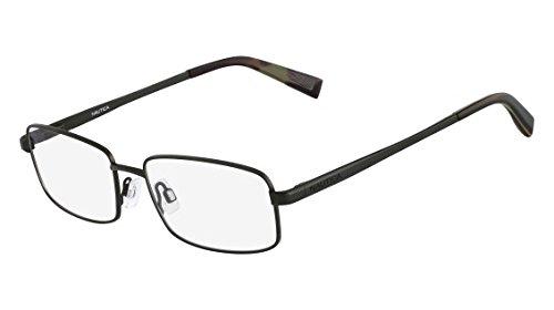 9822d72cae68d Óculos de Grau NAUTICA N7245 Preto  Amazon.com.br  Amazon Moda