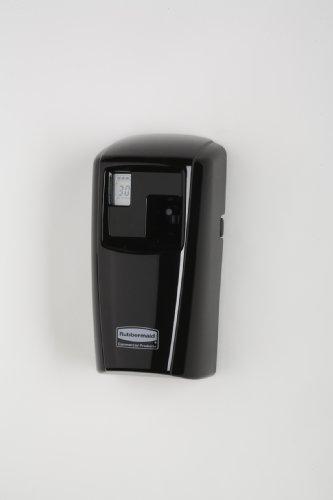 Rubbermaid Commercial Products Scherwind 3000 LCD dispenser, zwart, 1