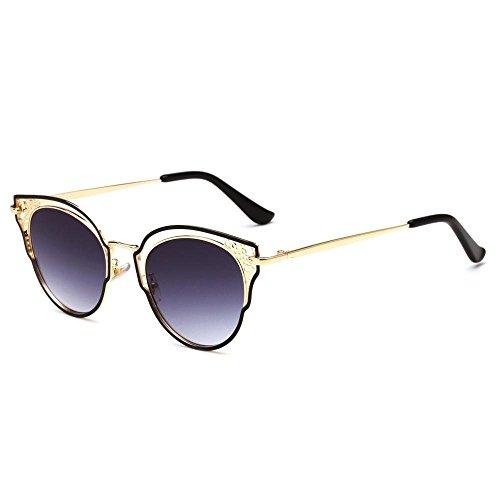 Metal Nanih Mujer Hombre Lentes De Sol Gafas Para Home Americana wRRrpq07x