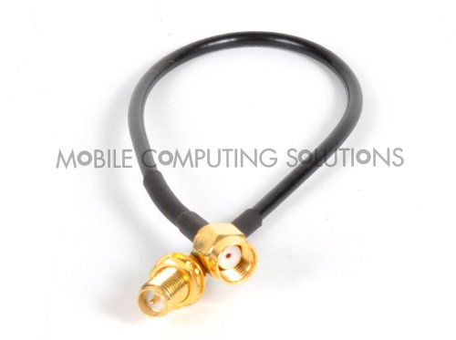 12/30cm Male to Female RP-SMA Extension Cable