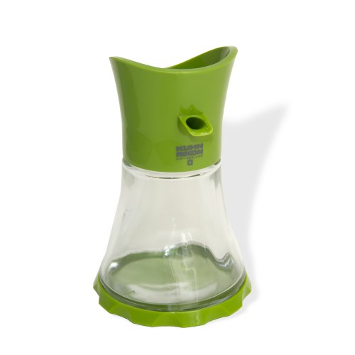 Kuhn Rikon Vase Oil/Vinegar Cruet, Green (Kuhn Rikon Cruet)