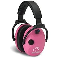 GSM OUTDOORS Alpha Power Muffs - Pink Carbon / WGE-GWP-AMPKCARB /
