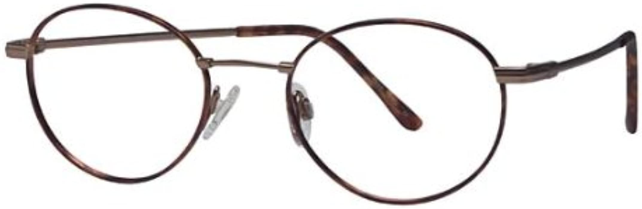 0db43dcd6a Amazon.com  Flexon Autoflex 53 Eyeglasses 215 Tortoise Bronze Demo ...