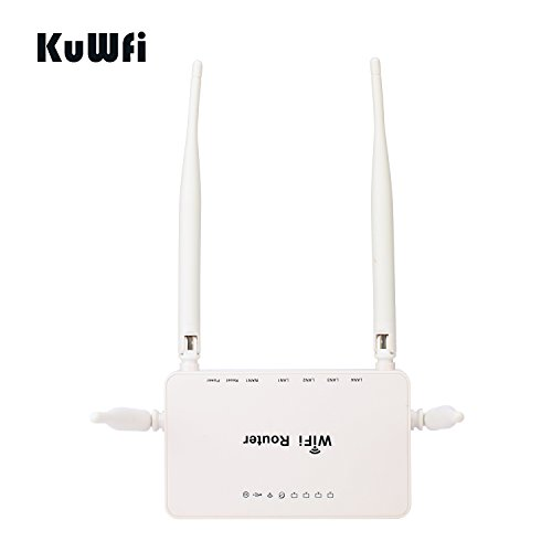 KuWFi 300mbps high power openWRT preloaded wireless router