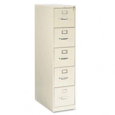 HON315PL - HON 310 Series (Five Drawer Flat File Cabinet)